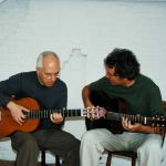 John Williams/John Etheridge by Kathy Panama